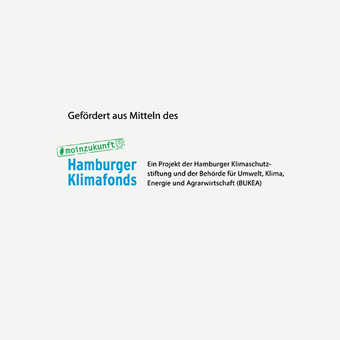 Logo Hamburger Klimafonds